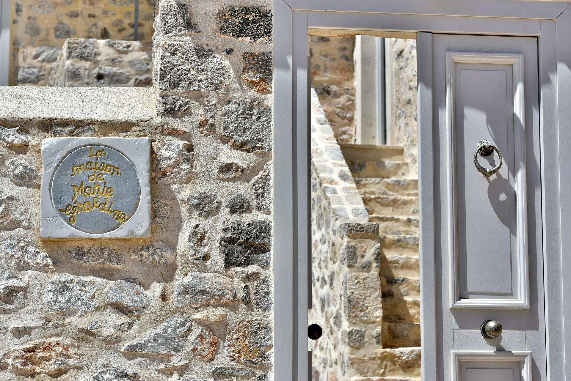 La Maison De Marie Geraldine - Exterior