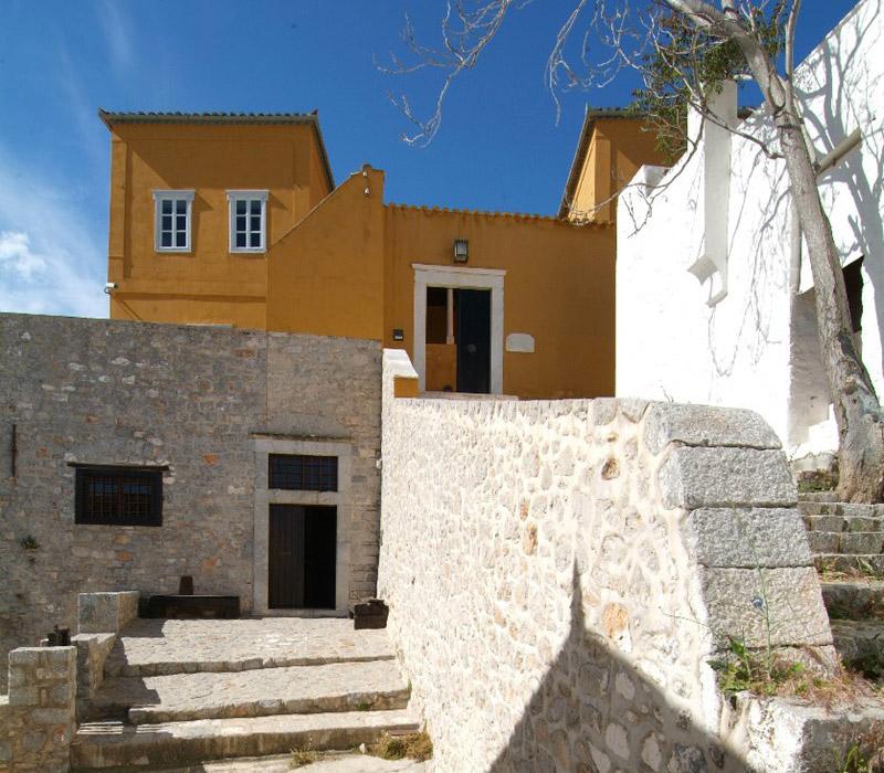 Lazaros Koundouriotis historical mansion